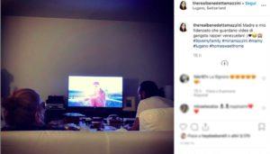 Mina su Instagram