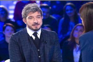 Paolo Ruffini in lacrime a Verissimo